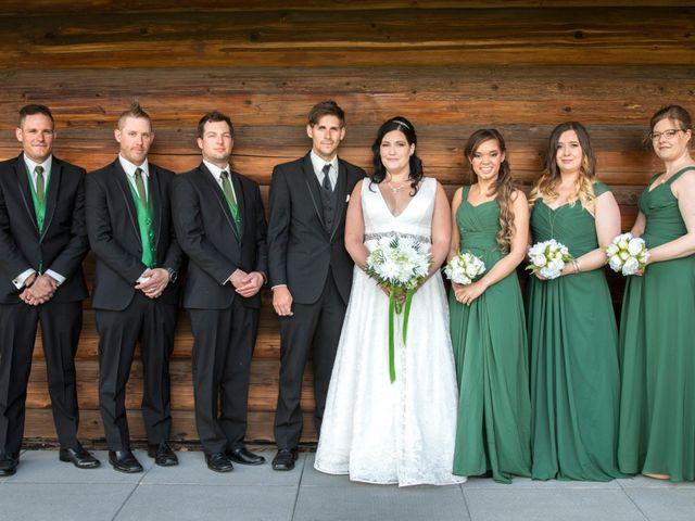 The wedding of Rachel and Scott