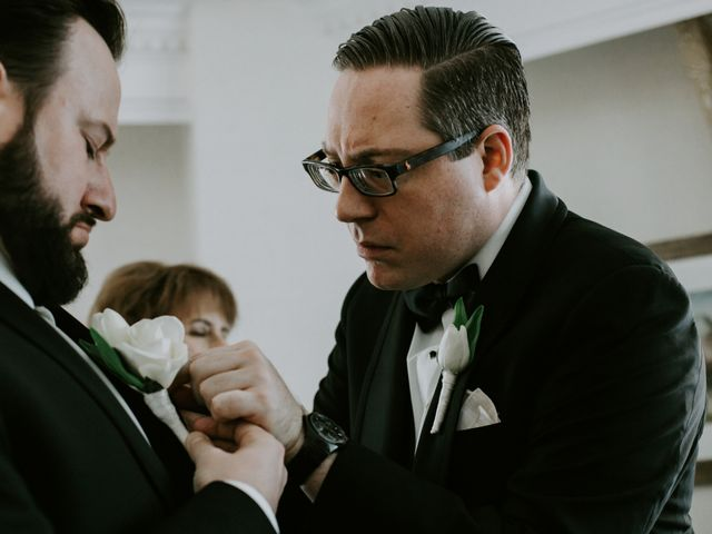 Ryan and Sara's wedding in Banff, Alberta 6