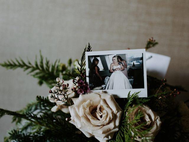 Ryan and Sara's wedding in Banff, Alberta 2