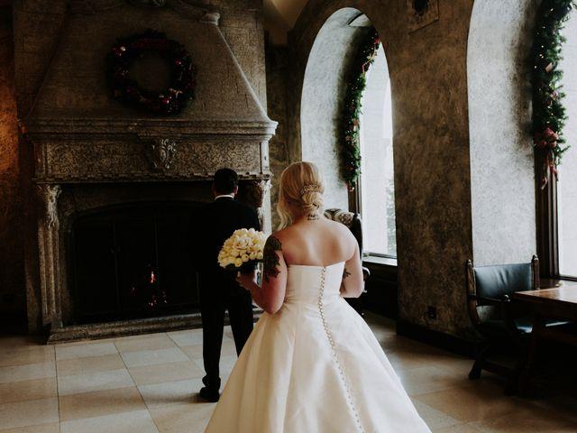 Ryan and Sara's wedding in Banff, Alberta 9