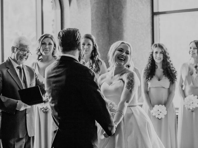 Ryan and Sara's wedding in Banff, Alberta 18