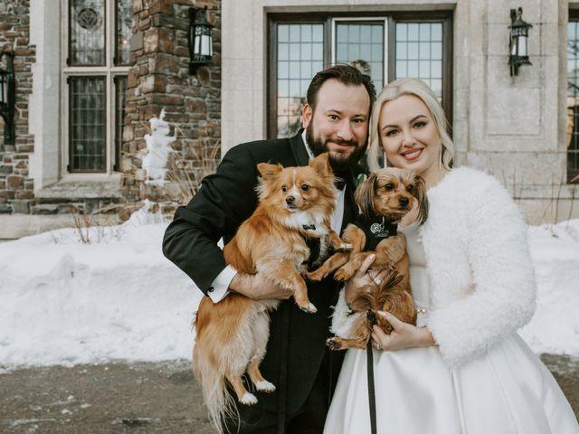 Ryan and Sara's wedding in Banff, Alberta 21