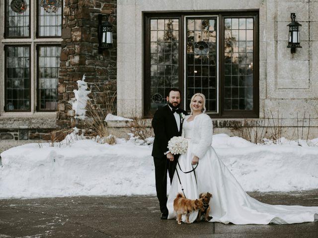 Ryan and Sara's wedding in Banff, Alberta 27