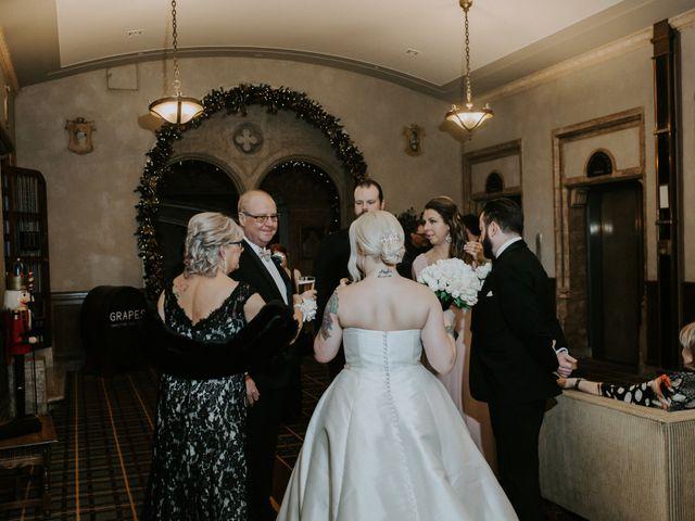 Ryan and Sara's wedding in Banff, Alberta 45