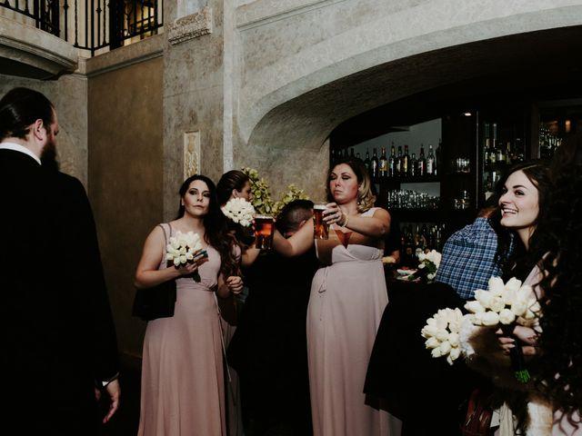 Ryan and Sara's wedding in Banff, Alberta 47