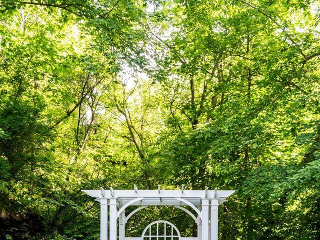 Daniel and Lorri's wedding in Ancaster, Ontario 1