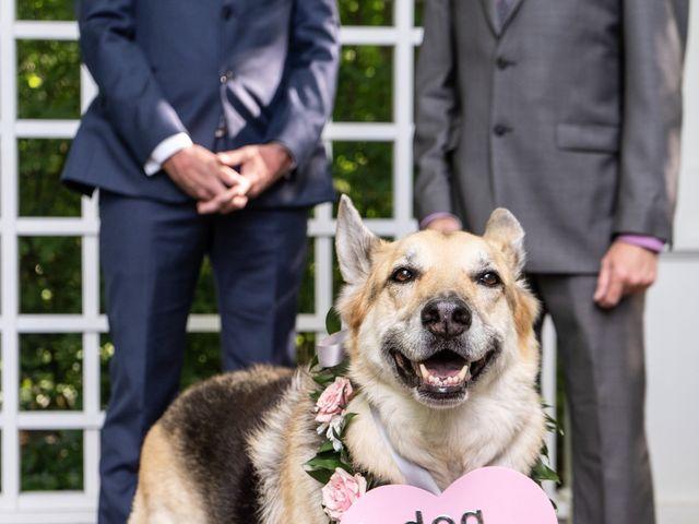 Daniel and Lorri's wedding in Ancaster, Ontario 6