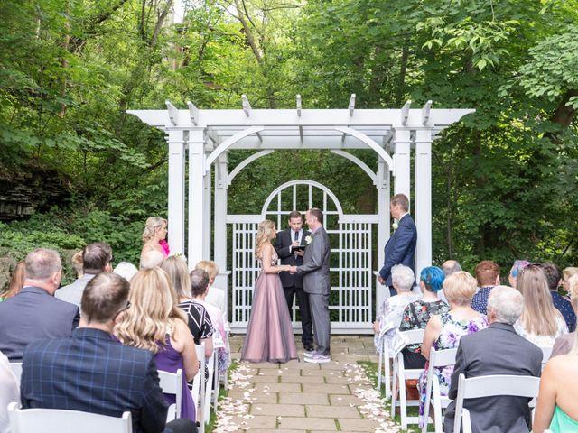 Daniel and Lorri's wedding in Ancaster, Ontario 11