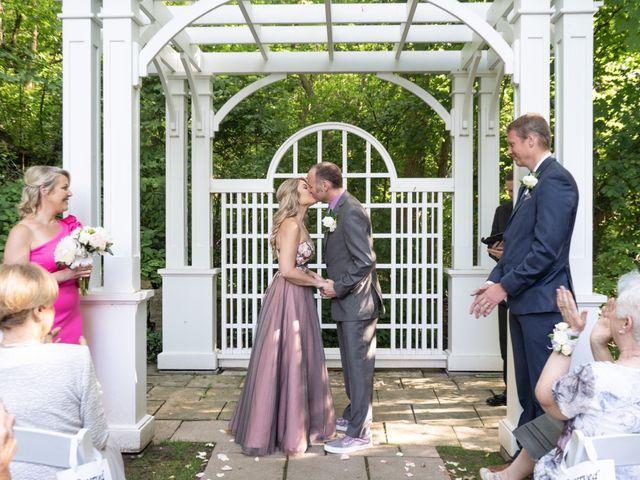 Daniel and Lorri's wedding in Ancaster, Ontario 17