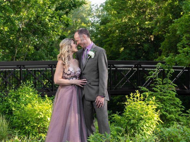 Daniel and Lorri's wedding in Ancaster, Ontario 22