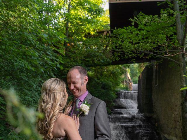 Daniel and Lorri's wedding in Ancaster, Ontario 24