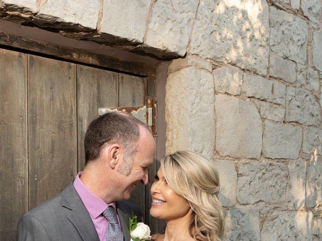 Daniel and Lorri's wedding in Ancaster, Ontario 2