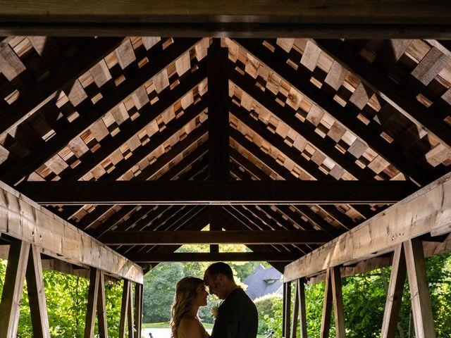Daniel and Lorri's wedding in Ancaster, Ontario 25