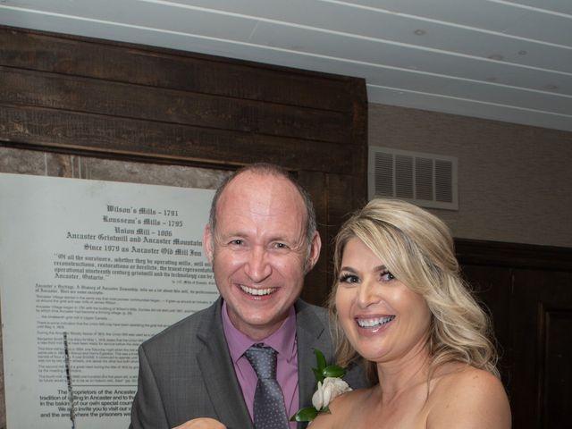 Daniel and Lorri's wedding in Ancaster, Ontario 32