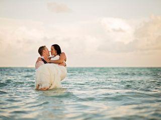 The wedding of Sonet and Scott 1