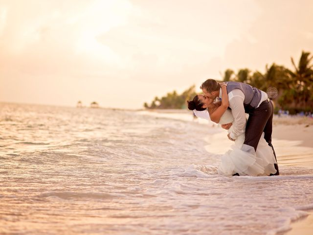 The wedding of Sonet and Scott