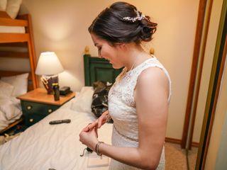 The wedding of Nicola and Alex 1