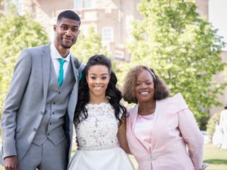 The wedding of Emonie and Andre 2