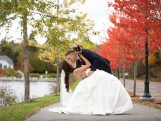 The wedding of Brooke and Petros 2