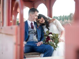 The wedding of Dani and Alex