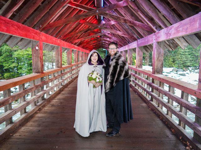 The wedding of Nicola and Alex