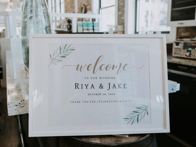 Jake and Riya's wedding in Calgary, Alberta 26
