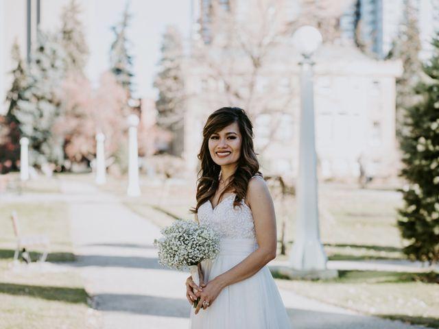 Jake and Riya's wedding in Calgary, Alberta 32