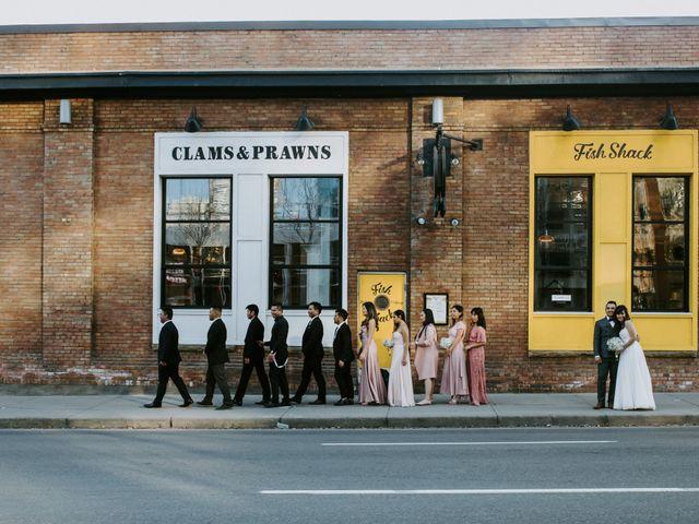 Jake and Riya's wedding in Calgary, Alberta 34
