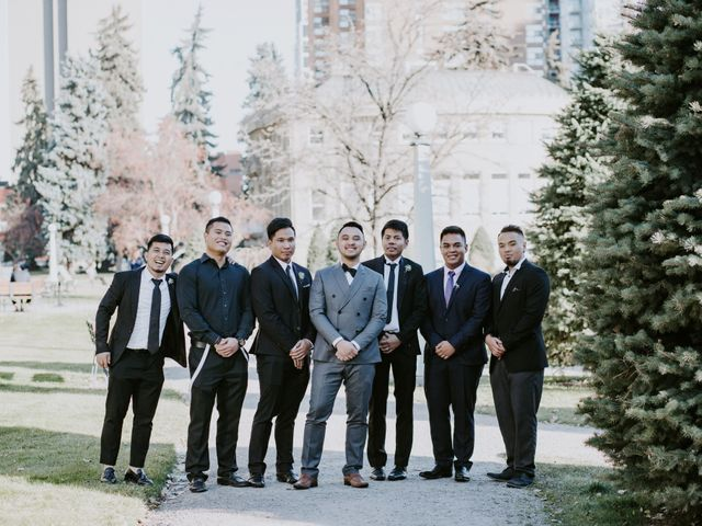 Jake and Riya's wedding in Calgary, Alberta 35