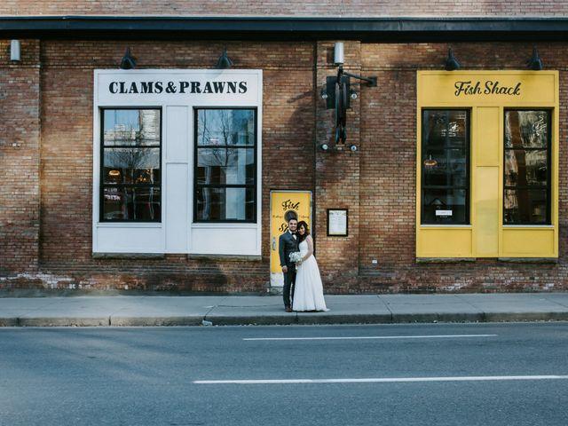 Jake and Riya's wedding in Calgary, Alberta 36