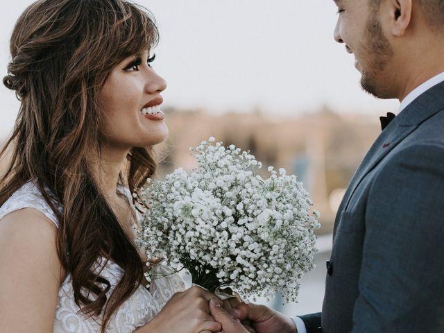 Jake and Riya's wedding in Calgary, Alberta 37