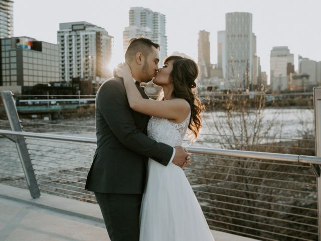 The wedding of Riya and Jake