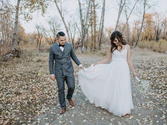 Jake and Riya's wedding in Calgary, Alberta 41