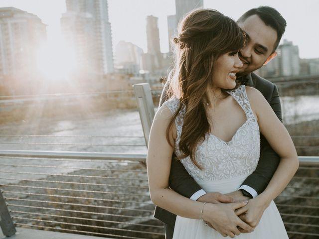 Jake and Riya's wedding in Calgary, Alberta 42