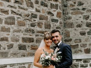 The wedding of Geneviève and Ryan 2