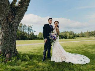 The wedding of Natasha and Matthew