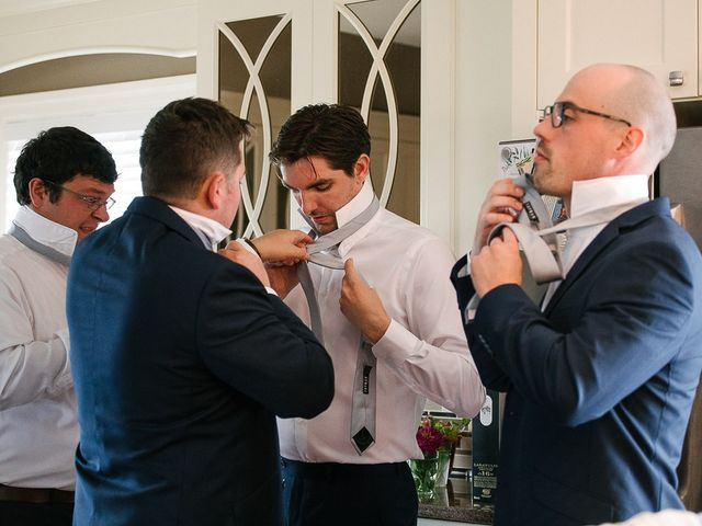 Andy and Britni's wedding in Prince Edward County, Ontario 6