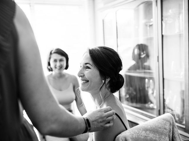 Andy and Britni's wedding in Prince Edward County, Ontario 8