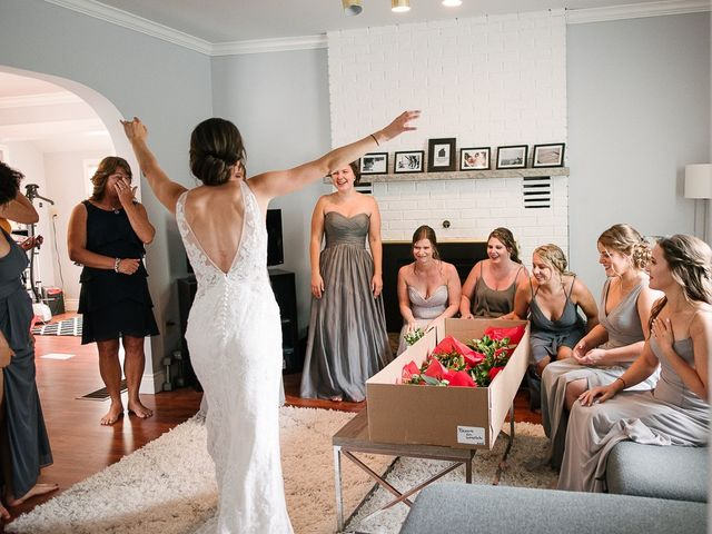 Andy and Britni's wedding in Prince Edward County, Ontario 18