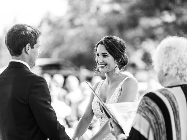 Andy and Britni's wedding in Prince Edward County, Ontario 1