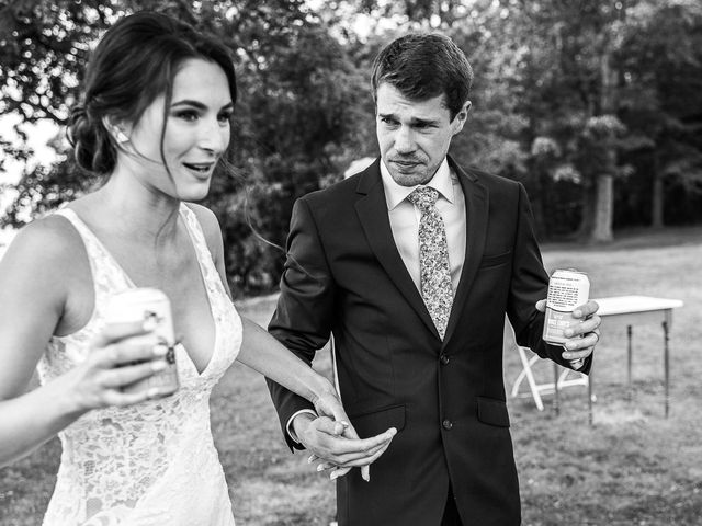 Andy and Britni's wedding in Prince Edward County, Ontario 40