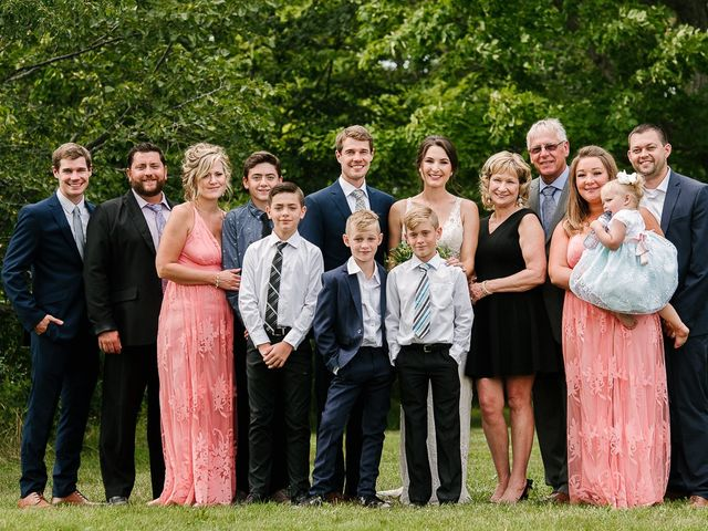 Andy and Britni's wedding in Prince Edward County, Ontario 44