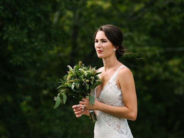 Andy and Britni's wedding in Prince Edward County, Ontario 45