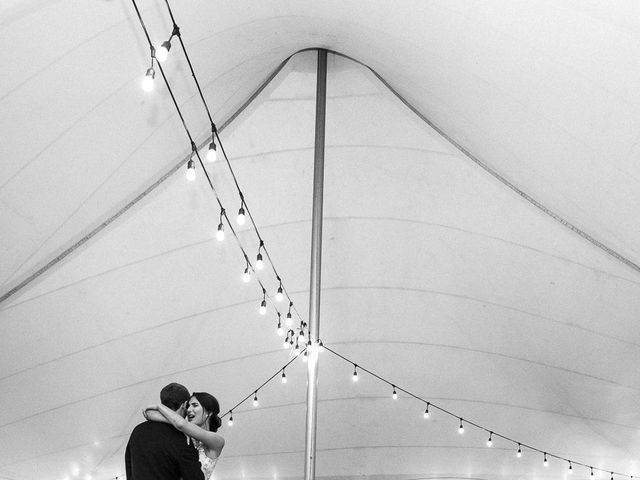 Andy and Britni's wedding in Prince Edward County, Ontario 63