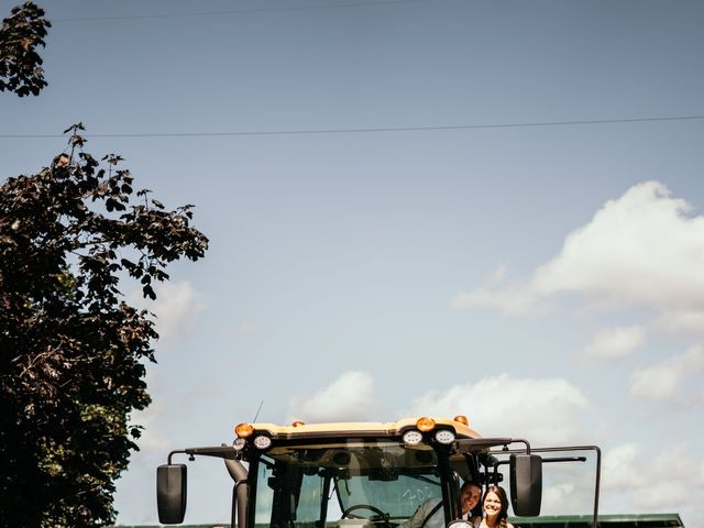 Dave and Taleah's wedding in Chilliwack, British Columbia 3