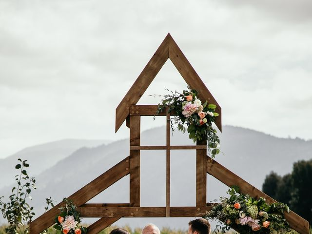 Dave and Taleah's wedding in Chilliwack, British Columbia 8