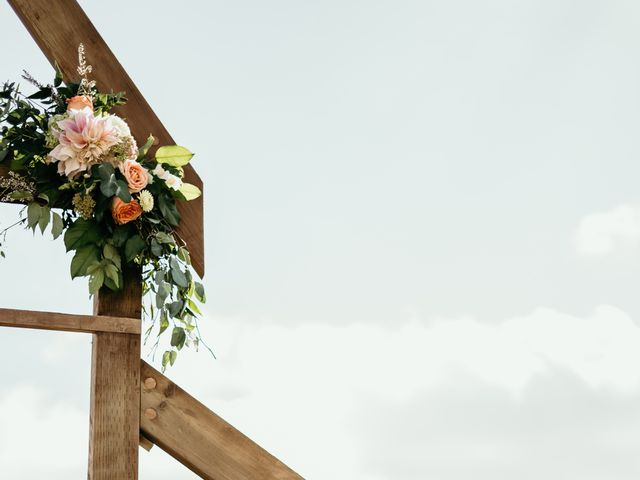 Dave and Taleah's wedding in Chilliwack, British Columbia 9