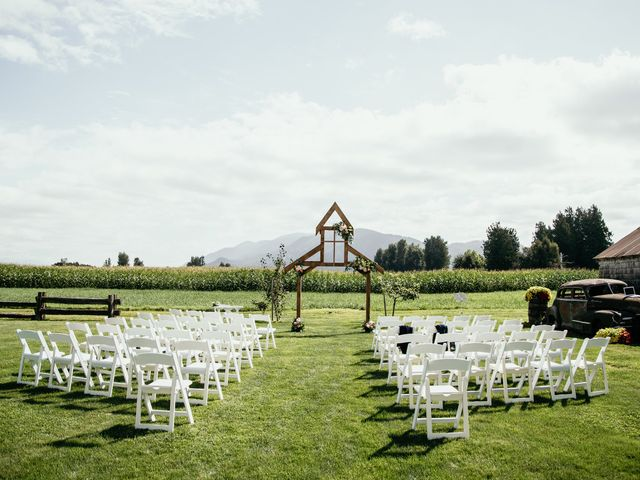 Dave and Taleah's wedding in Chilliwack, British Columbia 10