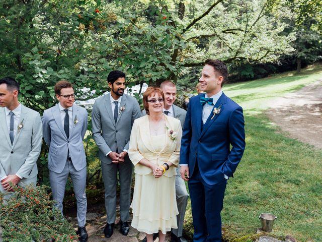 Ricky and Michiko's wedding in Nelson, British Columbia 27