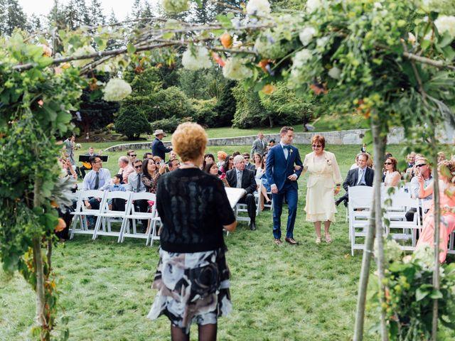 Ricky and Michiko's wedding in Nelson, British Columbia 30